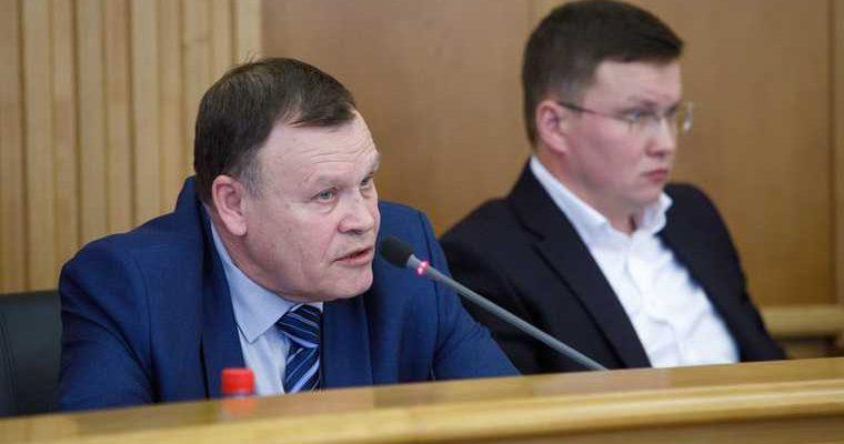 депутат Владимир Крицкий ковид болезнь