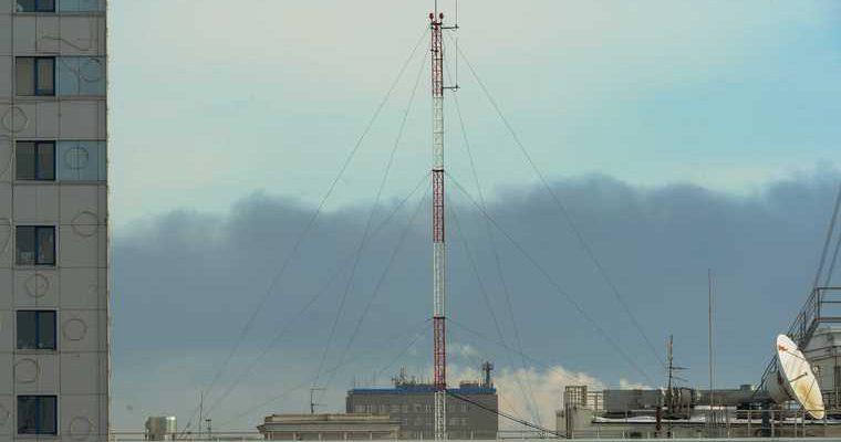 Челябинск Златоуст Сатка Коркино НМУ смог 16 17 июня