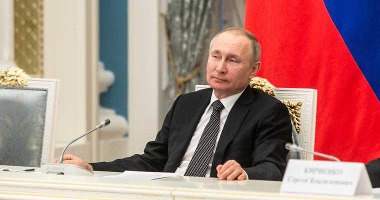 Путин жилищный вопрос