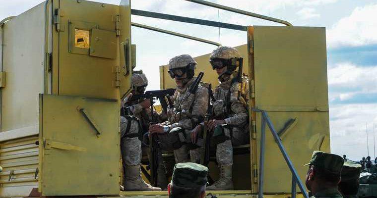 террористы взорвали российскую колонну в сирии
