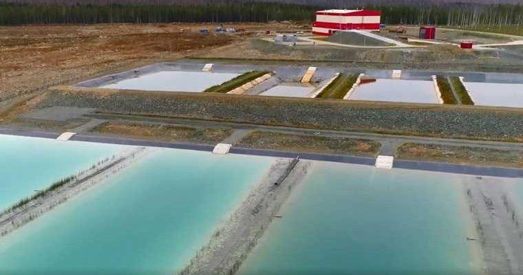 экологическая катастрофа загрязнение рек ивдель карьеры