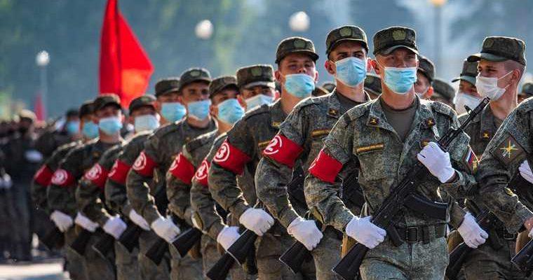 когда в Тюмени пройдет парад Победы