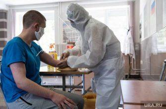 новые случаи заражения коронавирусом в Тюменской области