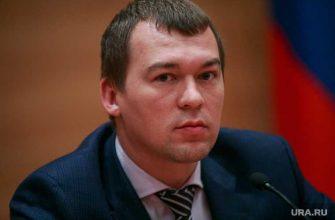 Врио губернатора Дегтярев обвинил Шнурова в хайпе