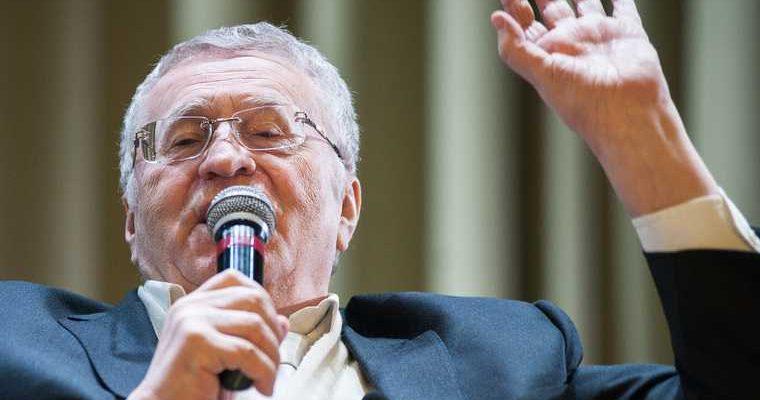 Жириновский о выборах президента Белоруссии 9 августа