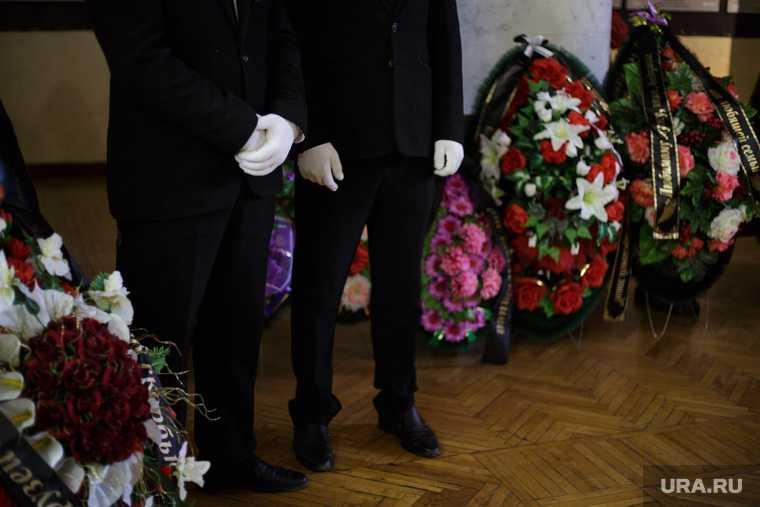 россияне умирают от коронавируса