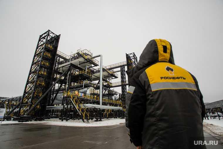Минфин внес в кабмин проект о льготах для Приобского месторождения Роснефти