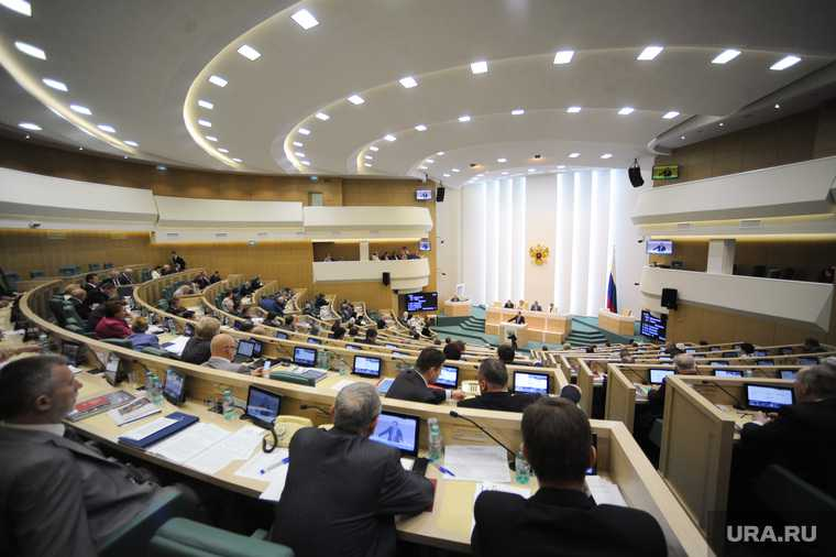 Совет Федерации. Москва