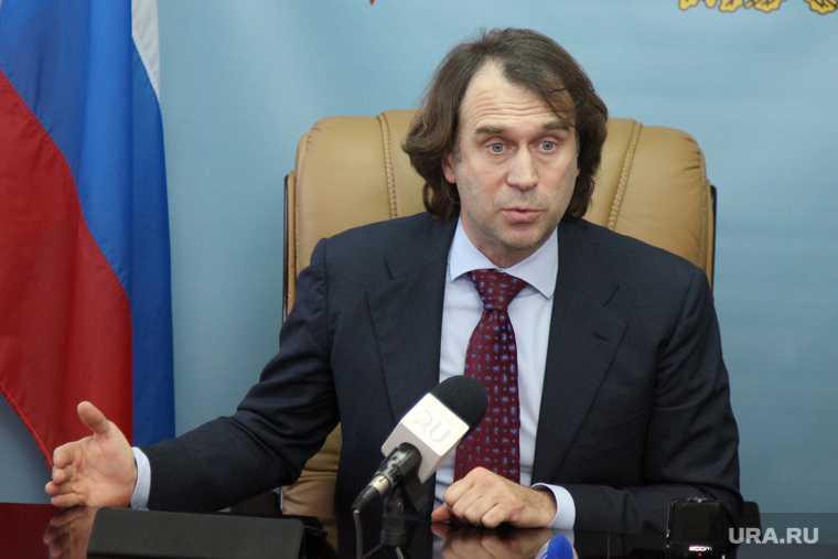 Сергей ЛисовскийКурган