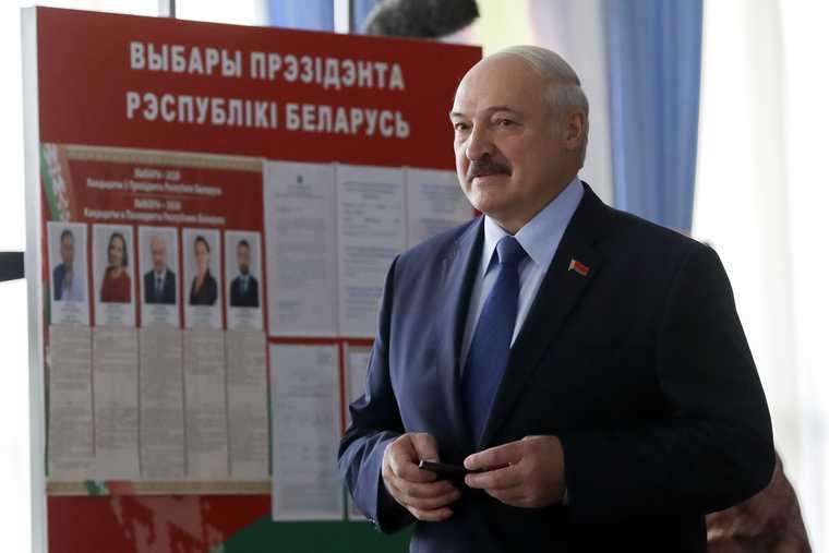 Лукашенко телефонные переговоры Германия Польша