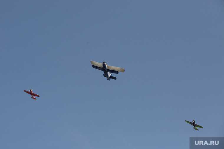 упал самолет в ХМАО