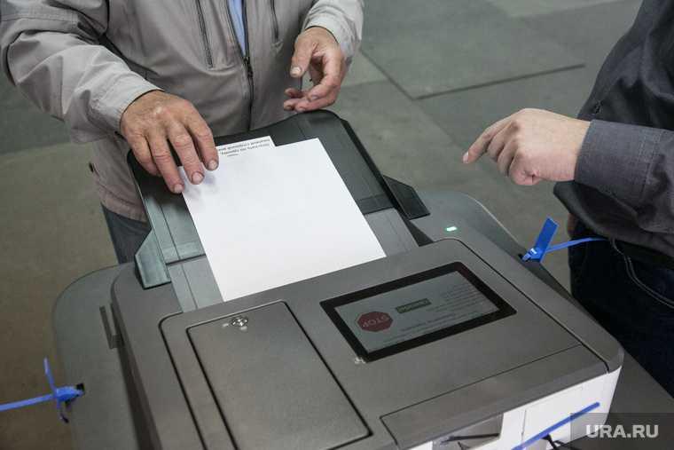 В Тюмени подделали списки избирателей
