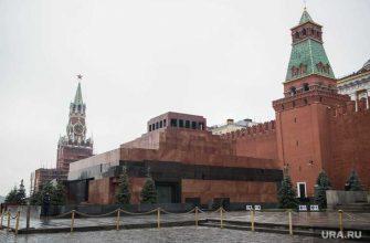 Заганов конкурс архитекторы использование Мавзолей Ленина
