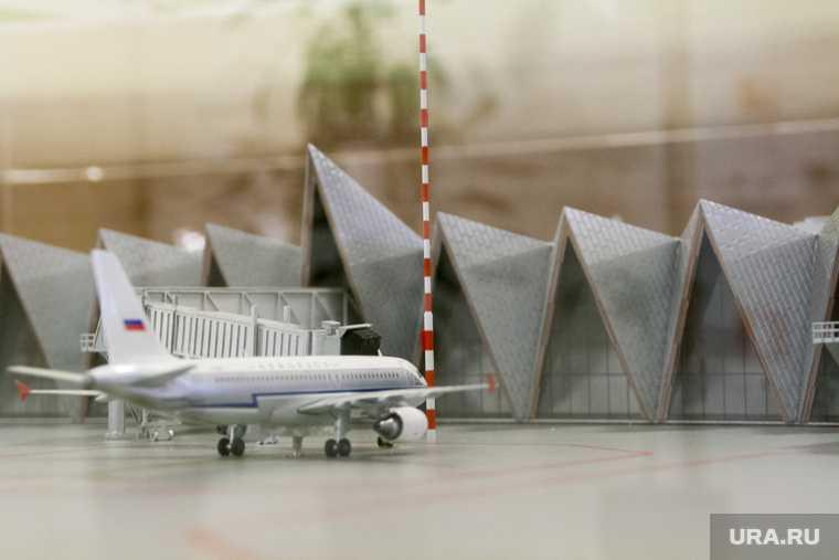 Новый Уренгой аэропорт рейсы пандемия коронавируса