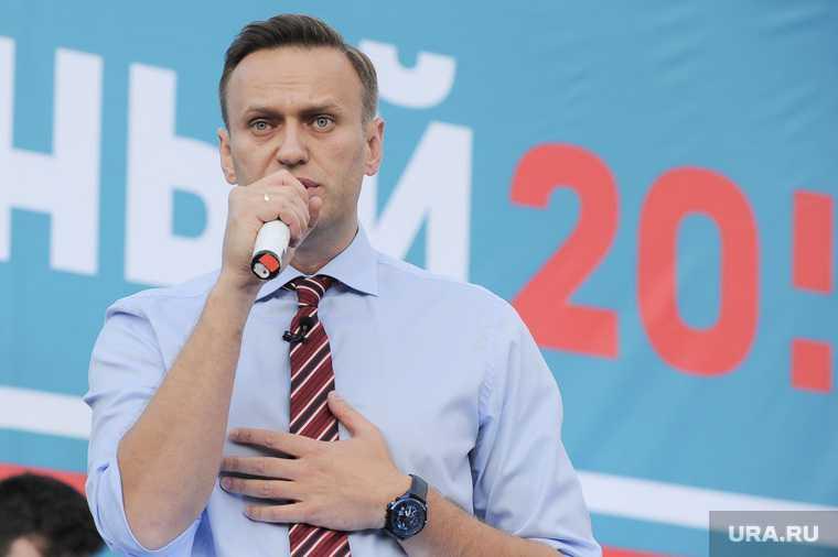 почему Навальный отравился