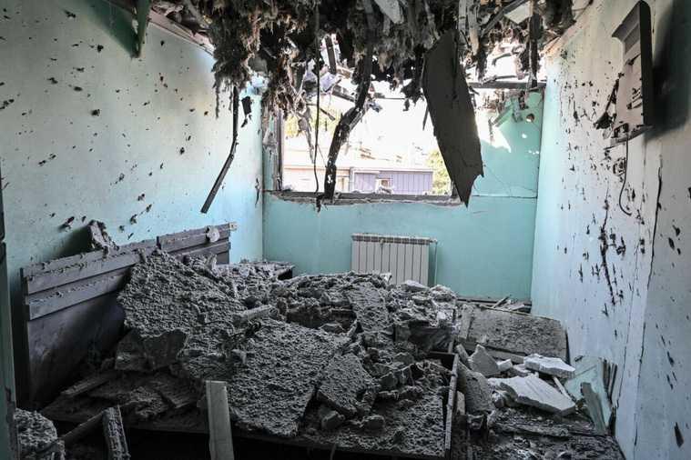 обстрел Карабах жертвы люди