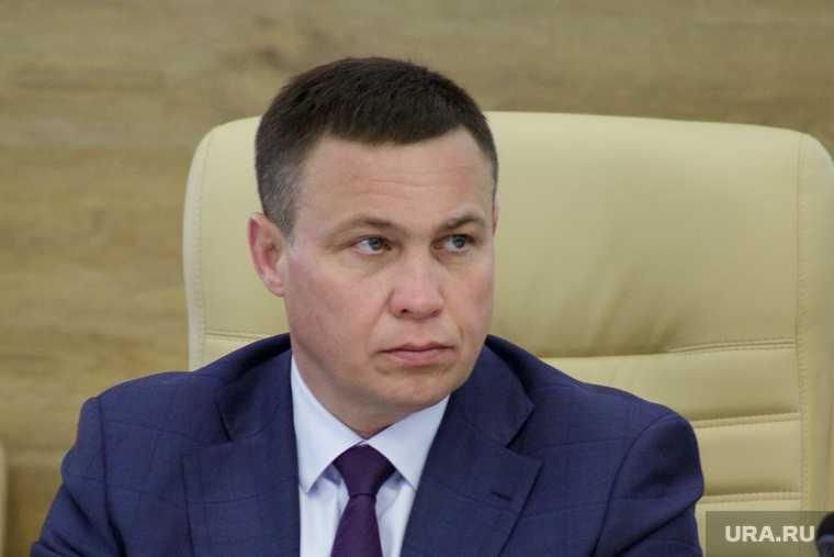 Шицын покинул пост советника губернатора