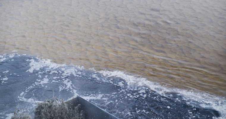 загрязнение воды Камчатка экология