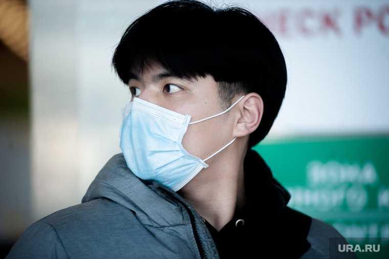коронавирус меры маска перчатки антисептик