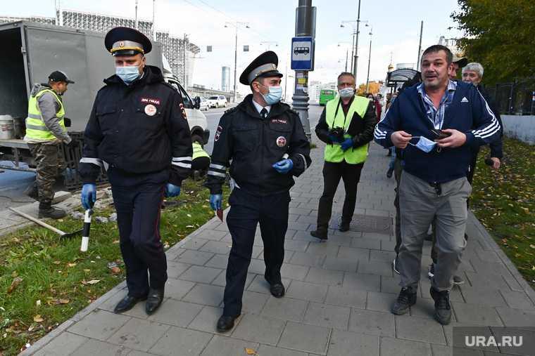 Высокинский отреагировал на критику Куйвашева рейдами по городу. Видео и фото