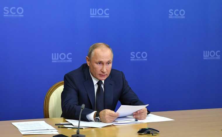 Путин расширение сотрудничество ШОС