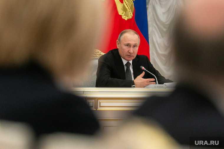 Путин прилетел в Тобольск