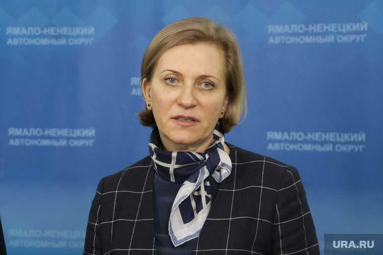 коронавирус ухудшение ситуации Анна Попова карантин зима карантин коронавирус