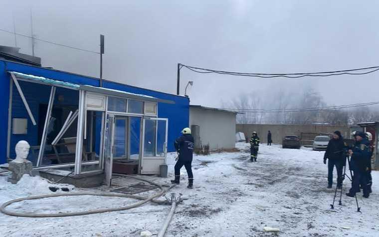 Челябинск взрыв пожар фото Демидовская 8