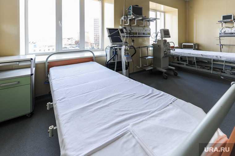 екатеринбург каждый день больницы умирают люди коронавирус