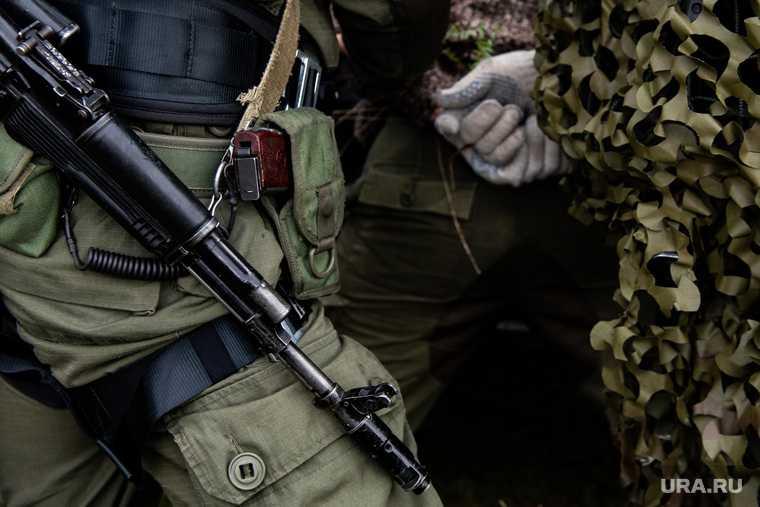 расстрелявший сослуживцев в Воронеже