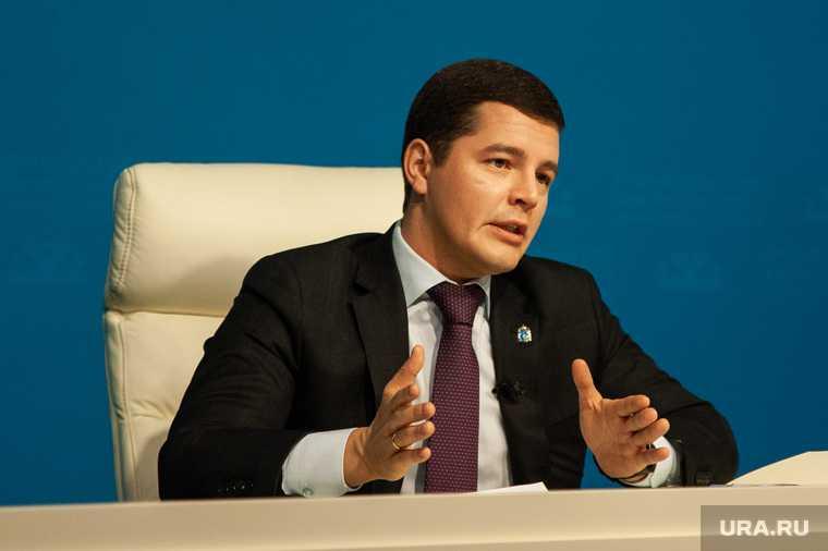 вопросы Дмитрию Артюхову губернатору ЯНАО
