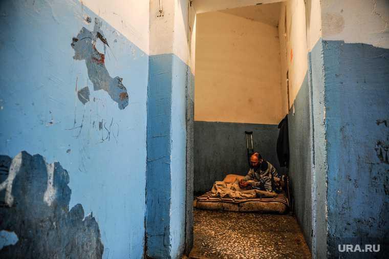 Тюменец, которого выселили из квартиры. Тюмень