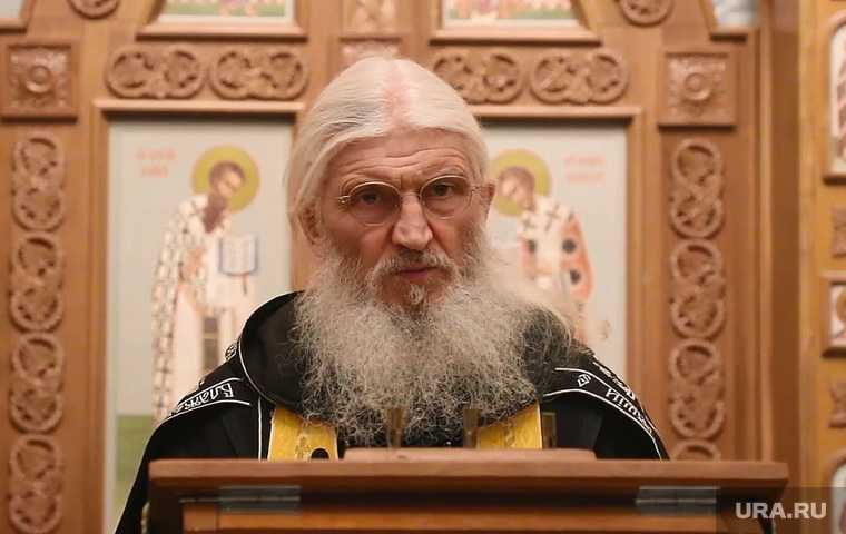 Предрождественская проповедь отца Сергия схигумена Среднеуральского женского монастыря