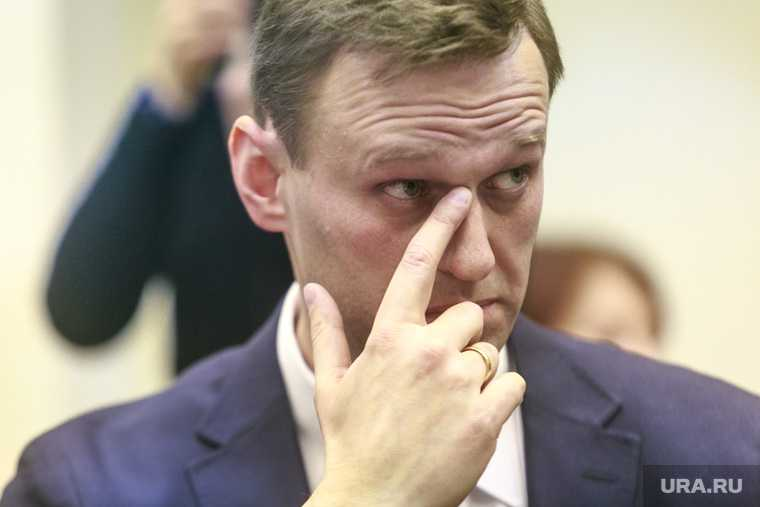 Навальный о возвращении в Россию