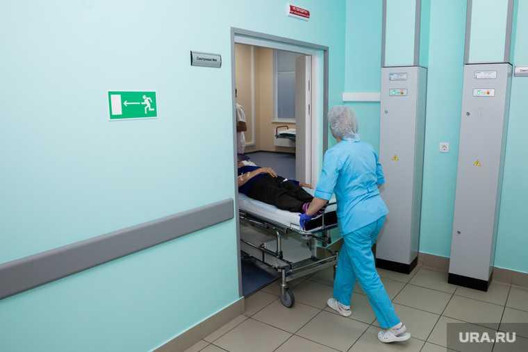 мимо возят трупы больница Свердловская область коронавирус