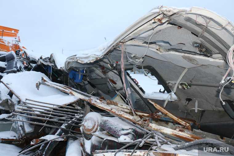Под Москвой самосвал протаранил колонну военных автобусов. Погибли четыре человека