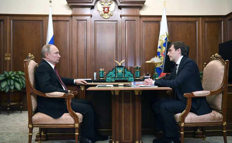 Путин ответил настрахи одистанционном обучении вшколах