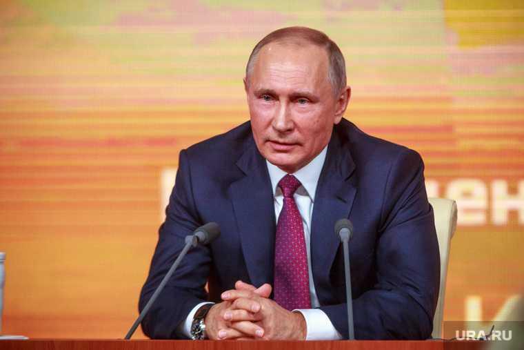Владимир Путин рассказал о своем новогоднем желании