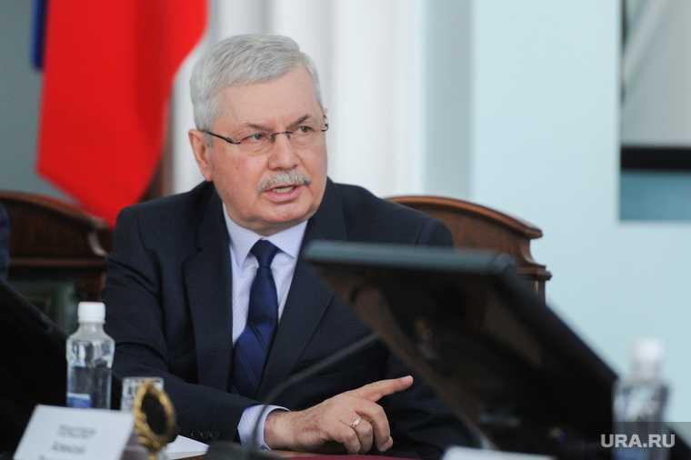 Челябинская область заксобрание комитеты изменение регламент Мякуш