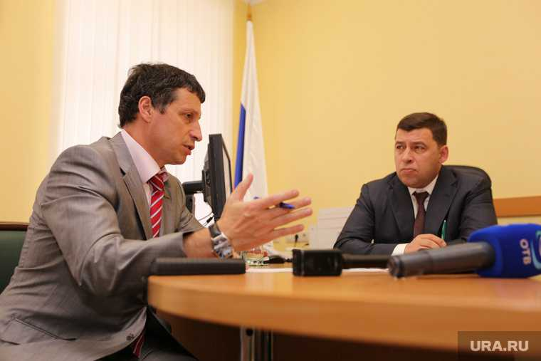 Встреча Куйвашева с горожанами в приемной Путина. Екатеринбург