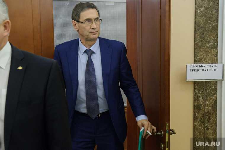 Сергей Зырянов МУГИСО отставка правительство Свердловская область