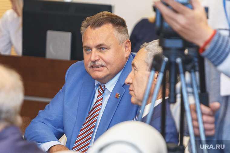 Уткин не вошел в состав общественного совета при гордуме Перми
