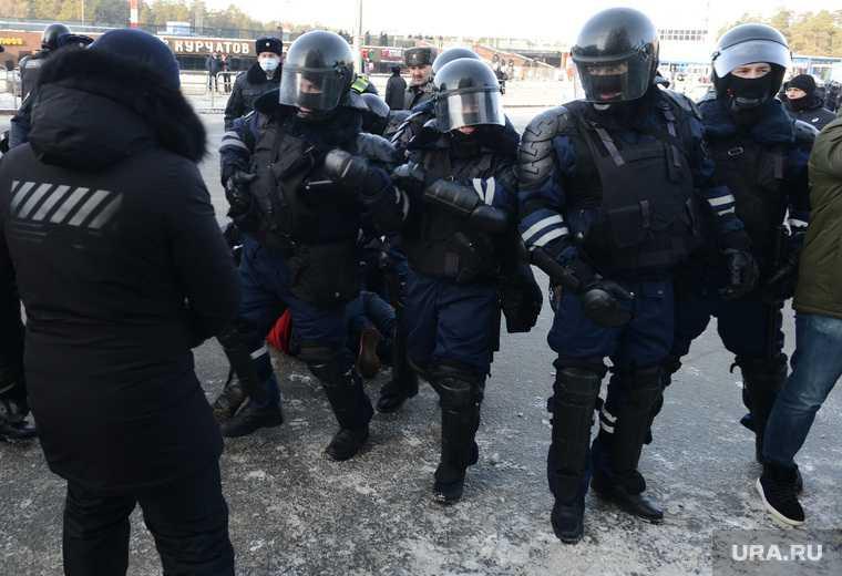 Челябинск акция Навальный