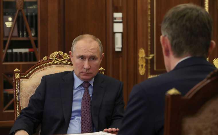 Президент Путин новая повестка