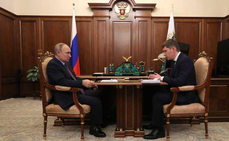 Почему рост цен напродукты стал главной темой Путина