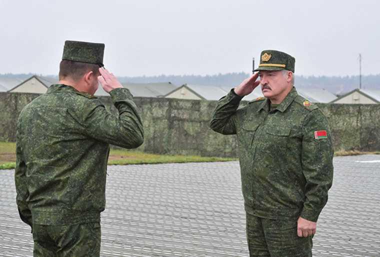новые протесты в Белоруссии