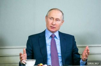 Путин наградил медалями