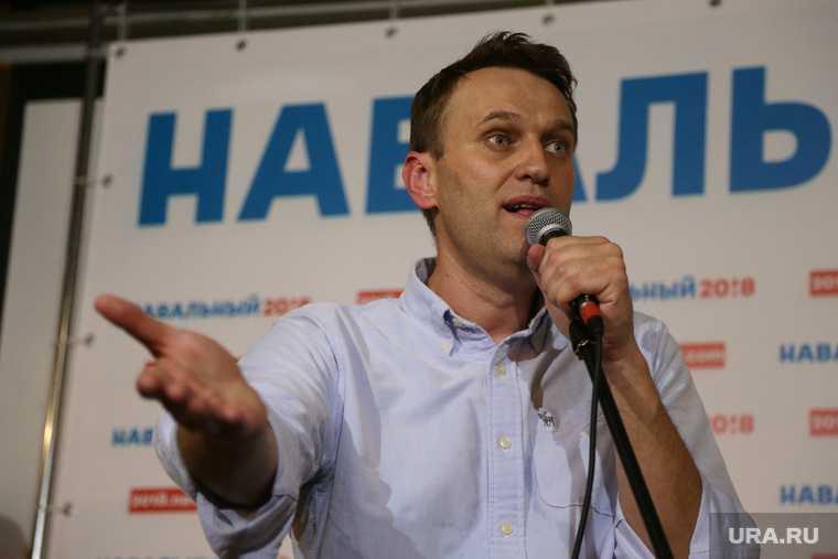 Страны G7 призвали Москву освободить Навального
