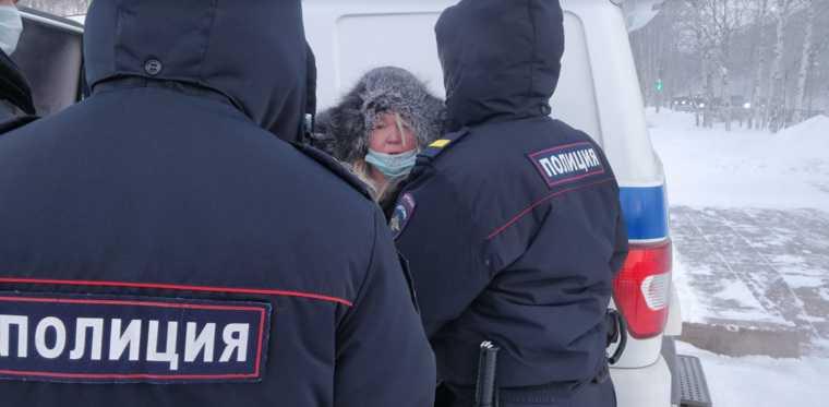 Нижневартовск Навальный митинг
