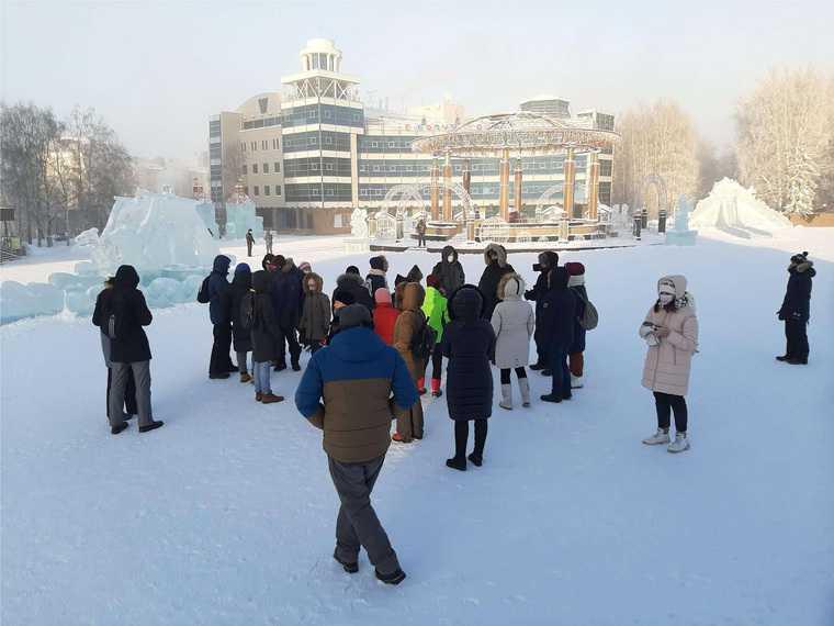 В ХМАО на митинги в поддержку Навального пришли менее 100 человек